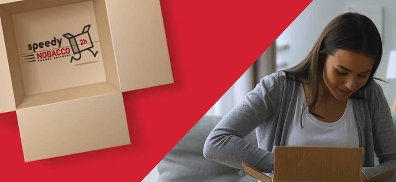 Speedy Nobacco: καινοτομία στο e-commerce με παράδοση on-line αγορών σε 2 ώρες