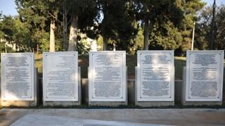 Nαζιστικά συνθήματα στο Εβραϊκό Νεκροταφείο Αθηνών - Καταδίκη από Πέτσα