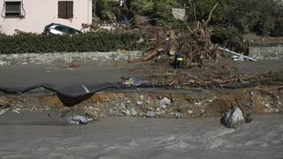 Γαλλία - Ιταλία: 20 άνθρωποι αγνοούνται από τις σαρωτικές πλημμύρες