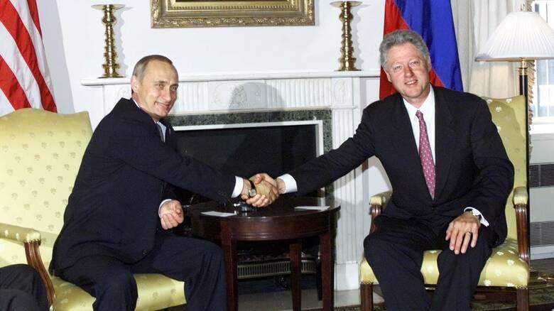 Αποκάλυψη: Η συνομιλία Πούτιν - Κλίντον για τη βύθιση του πυρηνικού υποβρυχίου «Κουρσκ» το 2000