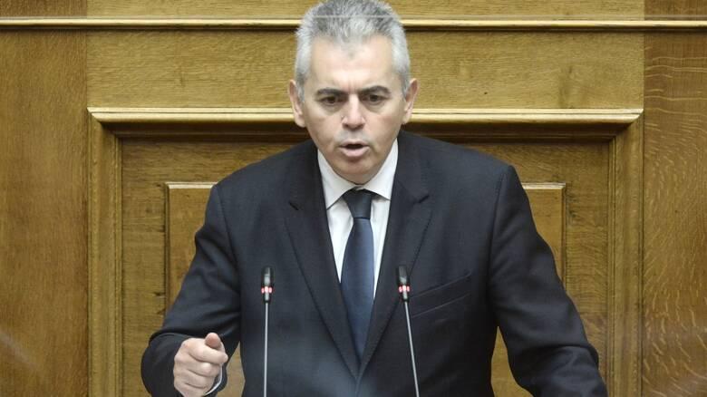 Αποχώρησε από την κοινοβουλευτική ομάδα φιλίας Ελλάδας - Αζερμπαϊτζάν ο Χαρακόπουλος