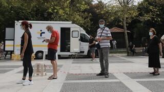 Κορωνοϊός: Μήνυμα του 112 σε Αχαΐα και Ιωάννινα μετά τα περιοριστικά μέτρα