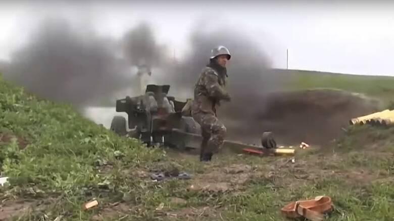Ναγκόρνο Καραμπάχ: Συντεταγμένη απόσυρση αρμενικών δυνάμεων σε ορισμένα σημεία του μετώπου