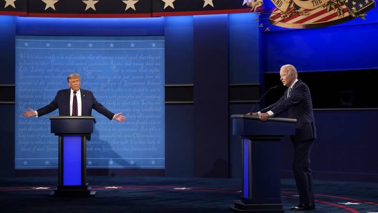 Εκλογές ΗΠΑ: Ο Μπάιντεν θέλει νέο γύρο ντιμπέιτ με τον Τραμπ εάν το επιτρέψουν οι γιατροί