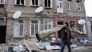 Ναγκόρνο Καραμπαχ: Σε άμεση και άνευ όρων εκεχειρία καλούν Γαλλία, Ρωσία και ΗΠΑ