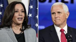 Εκλογές ΗΠΑ: Με πλεξιγκλάς η τηλεμαχία Πενς - Χάρις για την αντιπροεδρία