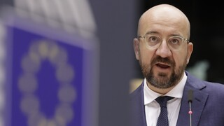 Ηχηρό μήνυμα Σαρλ Μισέλ: Ενωμένη η Ευρώπη απέναντι στην Τουρκία
