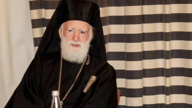Εκτός ΜΕΘ ο Αρχιεπίσκοπος Κρήτης - Το νέο ιατρικό ανακοινωθέν