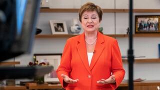 Γκεοργκίεβα: Οι προτεραιότητες για την έξοδο της παγκόσμιας οικονομίας από την κρίση του κορωνοϊού