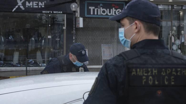 Κέρκυρα: Επεισοδιακή σύλληψη 40χρονου που δεν φορούσε μάσκα - Τι λέει η ΕΛΑΣ