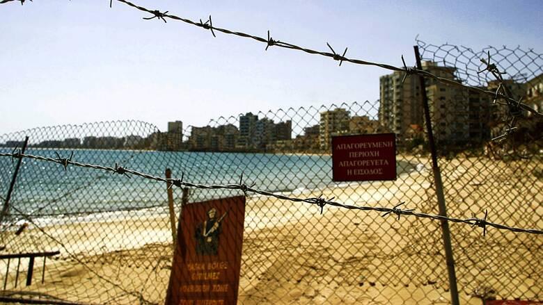 Νέα πρόκληση Ερντογάν στην Κύπρο: Ανοίγει την παραλία των Βαρωσίων
