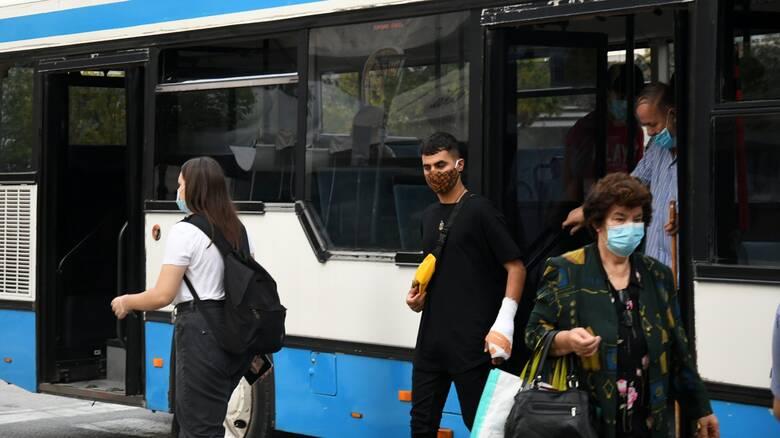 Κορωνοϊός: Γιατί είναι υποχρεωτική η χρήση μάσκας σε Ιωάννινα - Αχαΐα και όχι στην Αττική