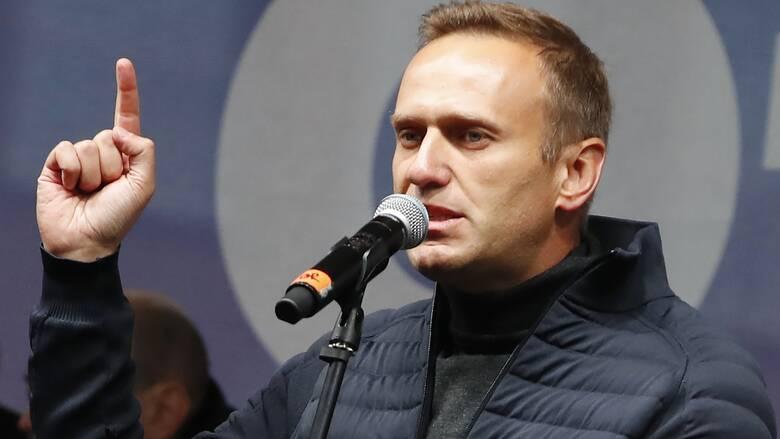 Υπόθεση Ναβάλνι: O OAXO επιβεβαίωσε τη δηλητηρίαση με Νόβιτσοκ