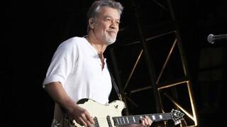 Έντι Βαν Άλεν: Πέθανε ο σπουδαίος κιθαρίστας