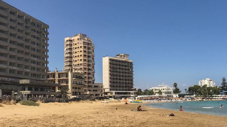 Άνοιγμα παραλίας Βαρωσίων: Καταδικάζουν Αθήνα και Λευκωσία τις ανακοινώσεις Ερντογάν