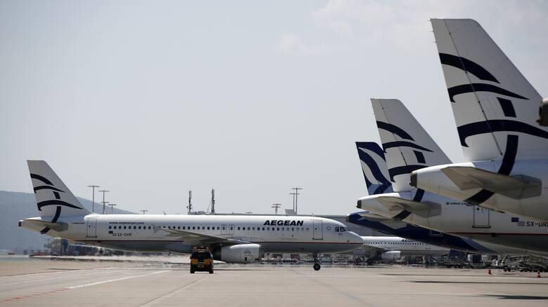 Ταλαιπωρία για τους επιβάτες λόγω στάσης εργασίας των Ελεγκτών Εναέριας Κυκλοφορίας