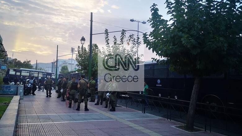 Δίκη Χρυσής Αυγής: «Φρούριο» η Αθήνα - Επί ποδός 2.000 αστυνομικοί