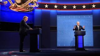Εκλογές ΗΠΑ: Αναβολή του δεύτερου debate ζητά ο Μπάιντεν - Σήμερα η τηλεμαχία της αντιπροεδρίας