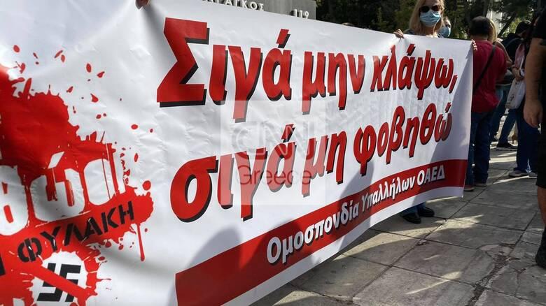 Δίκη Χρυσής Αυγής: Τα πέντε χρόνια της δικαστικής μάχης σε αριθμούς