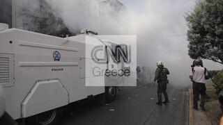 Δίκη Χρυσής Αυγής – ΕΛ.ΑΣ.: Έριξαν 150 μολότοφ εναντίον αστυνομικών