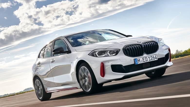 Η καινούργια 128ti είναι η χρυσή τομή της νέας σειράς 1 της BMW
