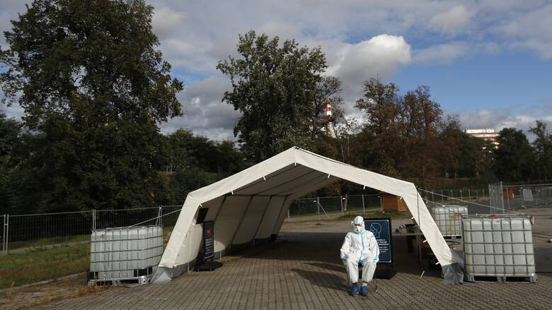 Κορωνοϊός: Περισσότερα από 6 εκατ. τα κρούσματα στην Ευρώπη
