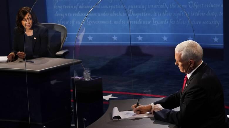 Εκλογές ΗΠΑ: Οι αντιπρόεδροι... νίκησαν τους προέδρους - Όσα έγιναν στο debate