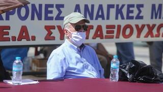 Συγκεντρώσεις στο κέντρο της Αθήνας: Στους δρόμους συνταξιούχοι, ντελιβεράδες και κούριερ