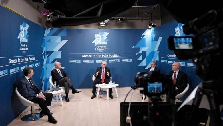 LIVE - 3rd InvestGR Forum 2020: Greece in the Pole Position