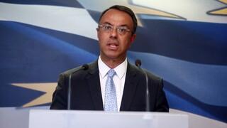Σταϊκούρας: Νέο πλαίσιο ρύθμισης για χρέη προς την εφορία