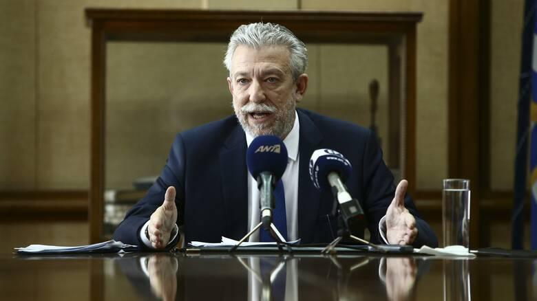 Παραίτηση Κοντονή: Πολιτική κόντρα προκάλεσαν οι δηλώσεις του πρώην υπουργού