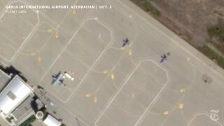 Αποκάλυψη NYT: Τουρκικά μαχητικά F-16 σε αεροδρόμιο του Αζερμπαϊτζάν