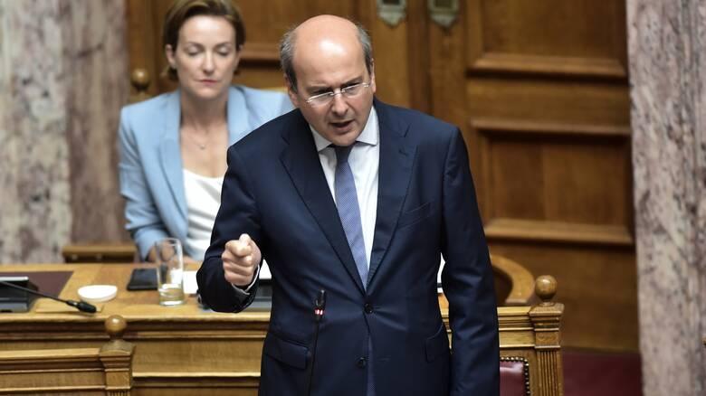 Τροπολογία για ΛΑΡΚΟ- ΔΕΠΑ- ΔΕΔΔΗΕ προανήγγειλε ο Χατζηδάκης - Αντιδράσεις από ΣΥΡΙΖΑ