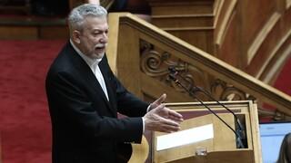 ΣΥΡΙΖΑ για Κοντονή: Απαράδεκτες δηλώσεις, εξυπηρετεί «εχθρικά συμφέροντα»