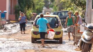 Κακοκαιρία «Ιανός»: Άμεσα και μέσω του gov.gr η αποζημίωση των πληγέντων