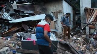 Γουατεμάλα: Τουλάχιστον τέσσερις νεκροί και δέκα τραυματίες έπειτα από κατολίσθηση