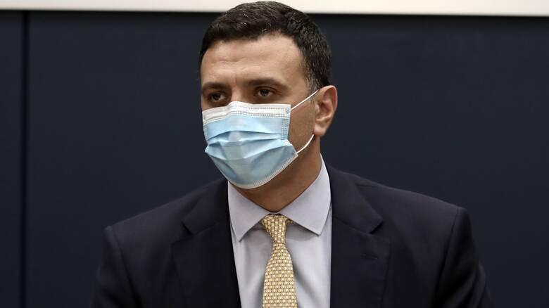 Κορωνοϊός - Κικίλιας: Πιθανό μέτρο η γενικευμένη χρήση μάσκας