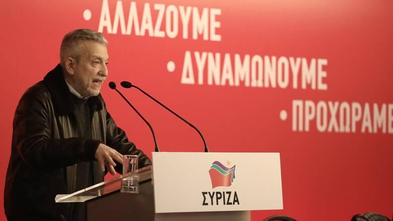 ΣΥΡΙΖΑ: Εκτός κόμματος ο Κοντονής - «Καθείς και οι επιλογές του»