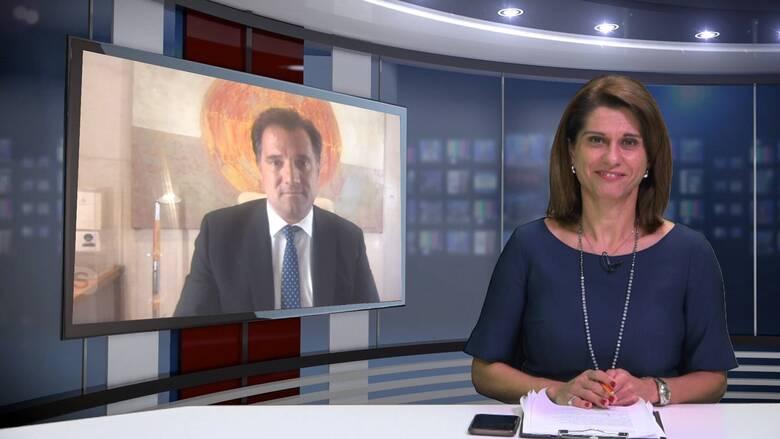 Άδωνις Γεωργιάδης στο CNN Greece: Υπόλογος ο Τσίπρας για τις αποκαλύψεις Κοντονή