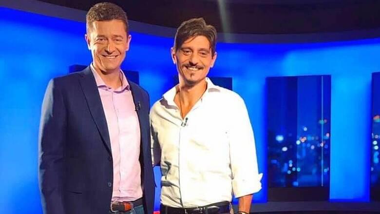 Ο Δημήτρης Γιαννακόπουλος στον Αντώνη Σρόιτερ για όλους και για όλα