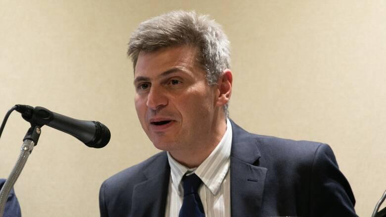 Νικόλαος Φαραντούρης: «Ενεργειακή μετάβαση με το βλέμμα στραμμένο στο μέλλον»