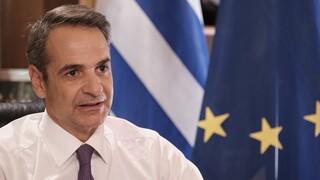 Μητσοτάκης στη Figaro: Ενθαρρυντικό βήμα η έναρξη των διερευνητικών επαφών με την Τουρκία