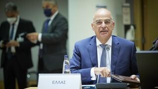 Στην Πρίστινα ο Νίκος Δένδιας: Επαφές με την κυβέρνηση του Κοσόβου