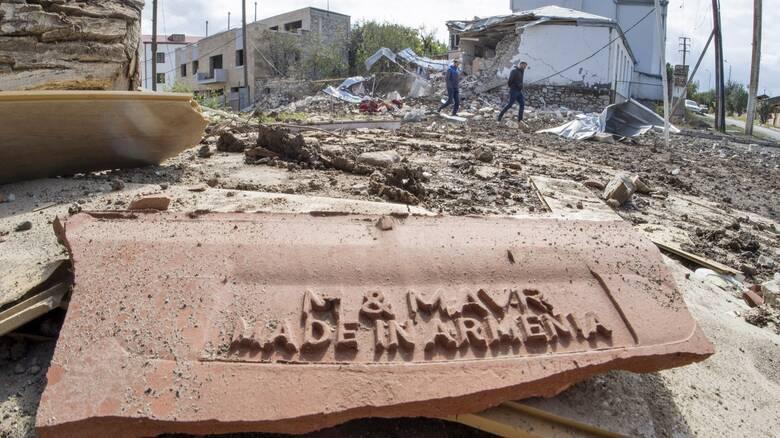 Ναγκόρνο - Καραμπάχ: Συνομιλίες ξεκινούν οι ΥΠΕΞ Αρμενίας και Αζερμπαϊτζάν