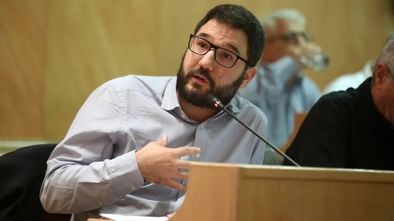 Ν. Ηλιόπουλος: Η ΝΔ βρίσκεται σε πανικό μετά την ιστορική απόφαση για τη Χρυσή Αυγή