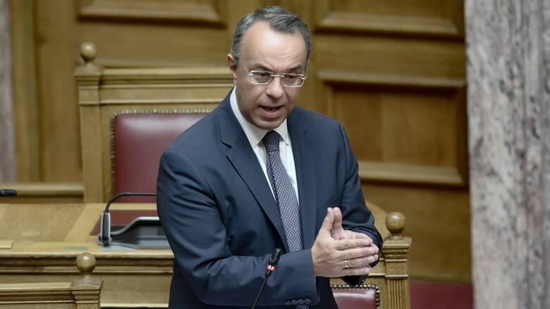 Σταϊκούρας: Εισροές 5,5 δισ. ευρώ από το Ταμείο Ανάκαμψης το 2021