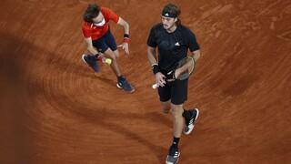 Roland Garros: Πάλεψε ο Τσιτσιπάς αλλά λύγισε από τον Τζόκοβιτς