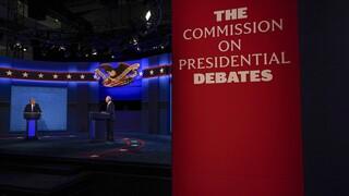Εκλογές ΗΠΑ: Ακυρώνεται το δεύτερο ντιμπέιτ - Απέρριψε ο Τραμπ τη διαδικτυακή τηλεμαχία