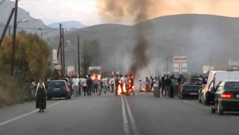 Fake news οδήγησαν στα επεισόδια για τη δολοφονία του 18χρονου Ρομά