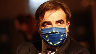 Μ. Σχοινάς σε δήμαρχο Σερρών: Έχετε έναν σύμμαχο στις Βρυξέλλες